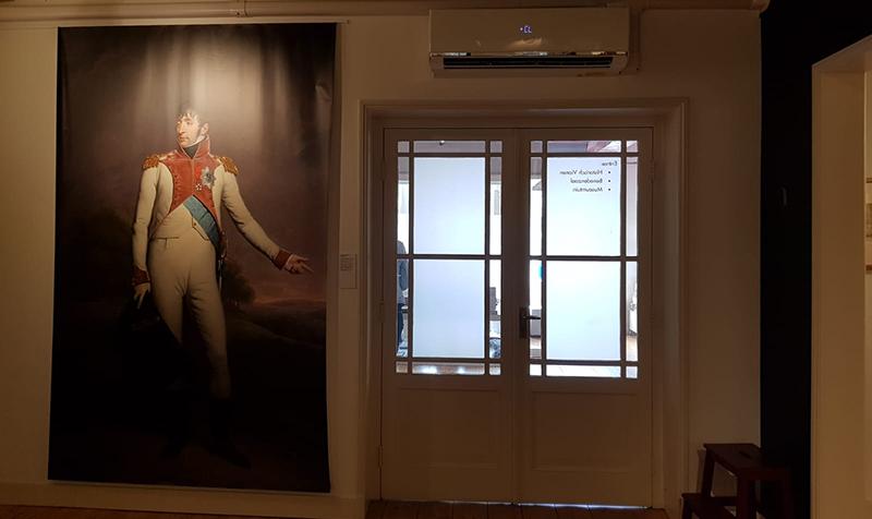 Rejtett klimatizálás Amsterdam Múzeumban