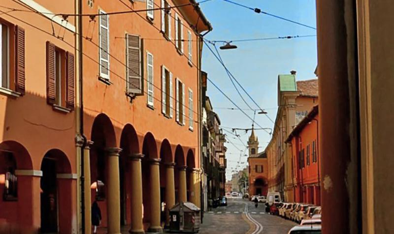 Rejtett klimatizálás Bolognában